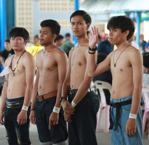 Average Thai Guys