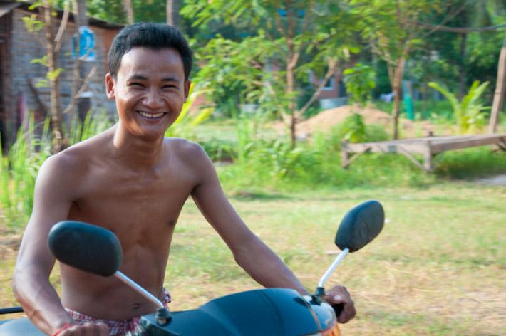 Average Cambodian Guy