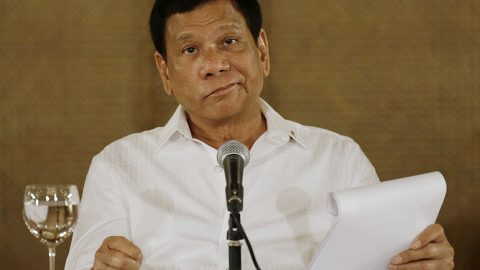 Philippines President Duterte Breaks Promise to Gays