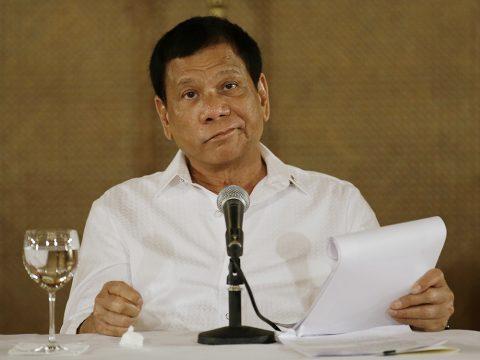Philippines President Duterte Breaks Promise to Gays