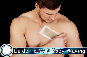 Manscaping with Waxing