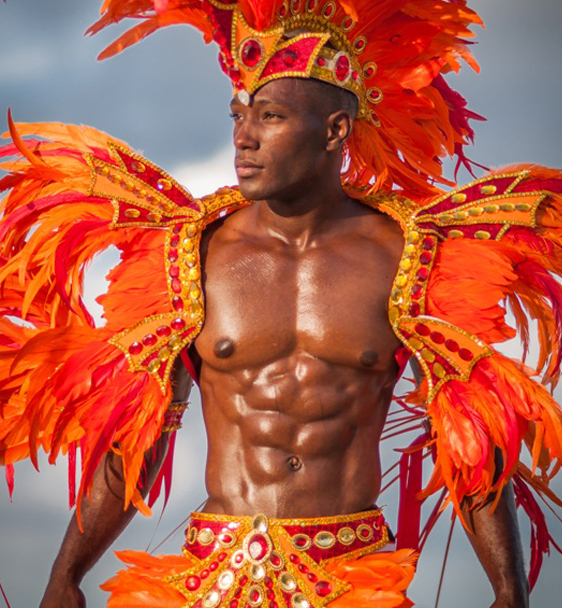 Hot caribbean men